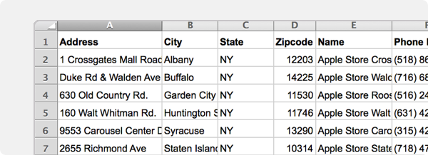 Are there any free ZIP code maps?