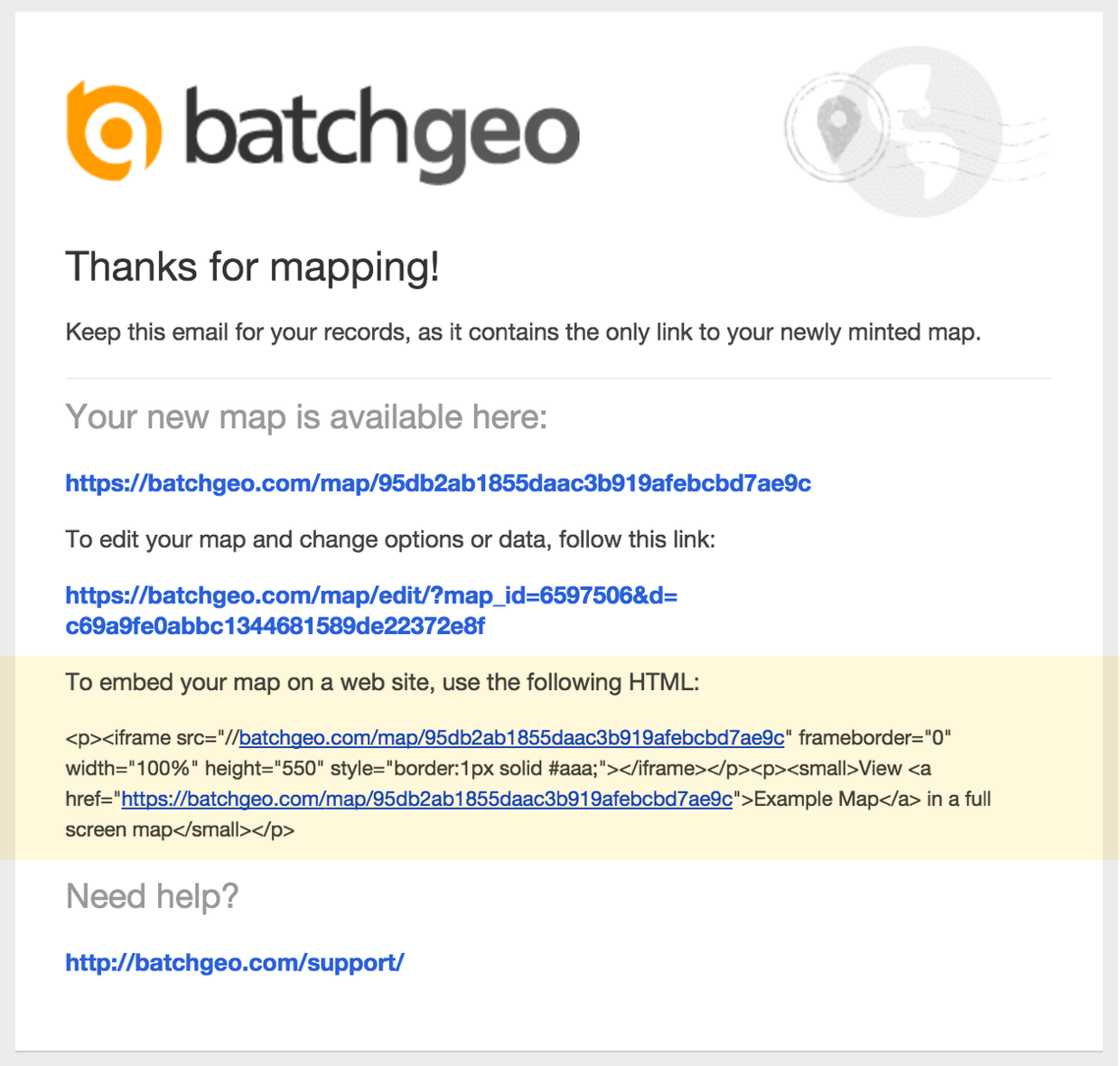 About our mapping features and use cases   BatchGeo